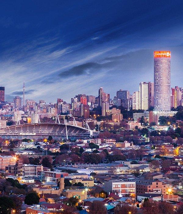 Johannesburg 6