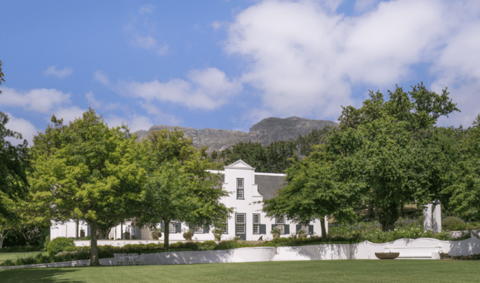 The Best of the Cape Winelands 3
