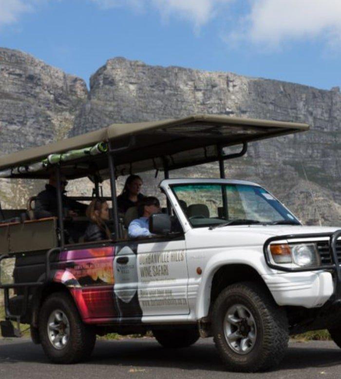 Table Mountain Wine Safari 9