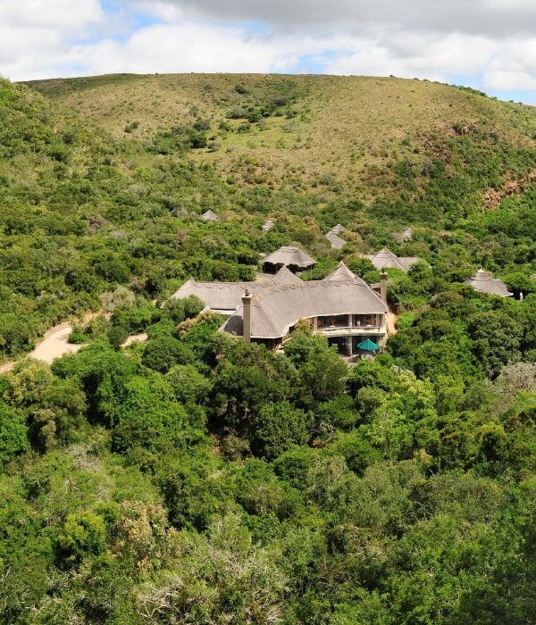 Eagles Crag at Shamwari Private Game Reserve 3