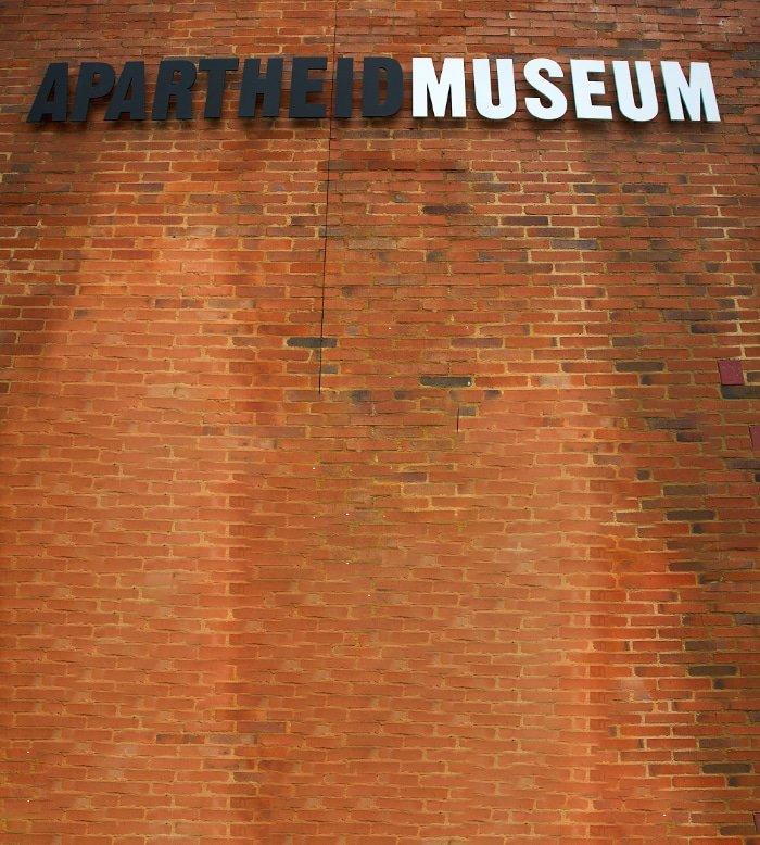 Touring The Apartheid Museum 1