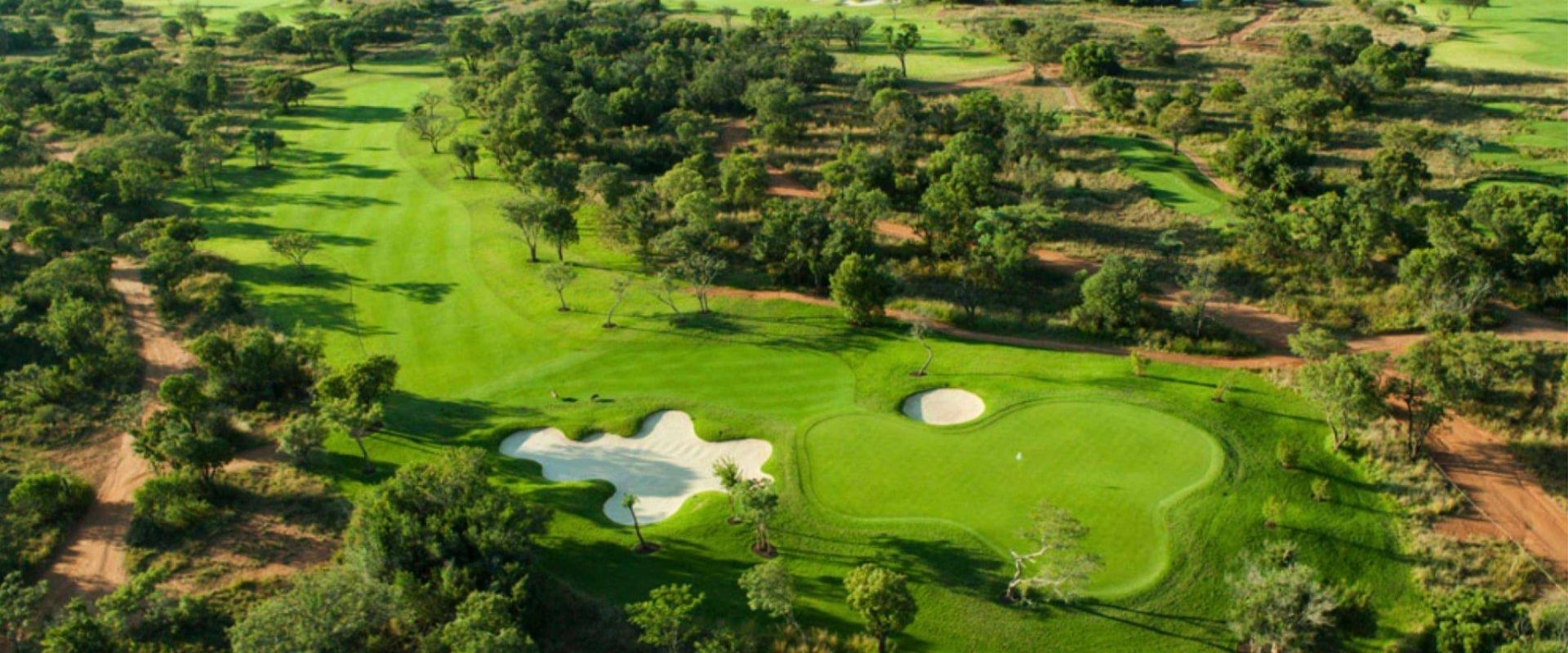 Play Golf at Arabella Golf Course