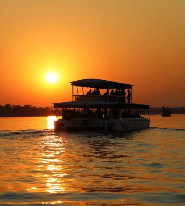 Chobe Boat Cruise 12