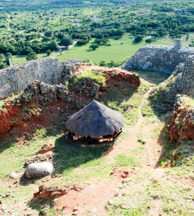 The Great Zimbabwean Ruins 12