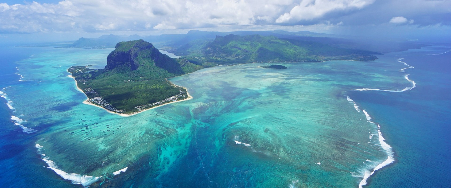 View the island from above in this exciting helicopter flight
