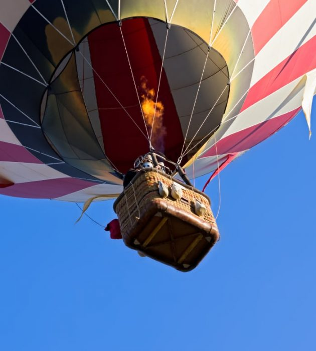 Hot-Air Ballooning Over Kruger 30