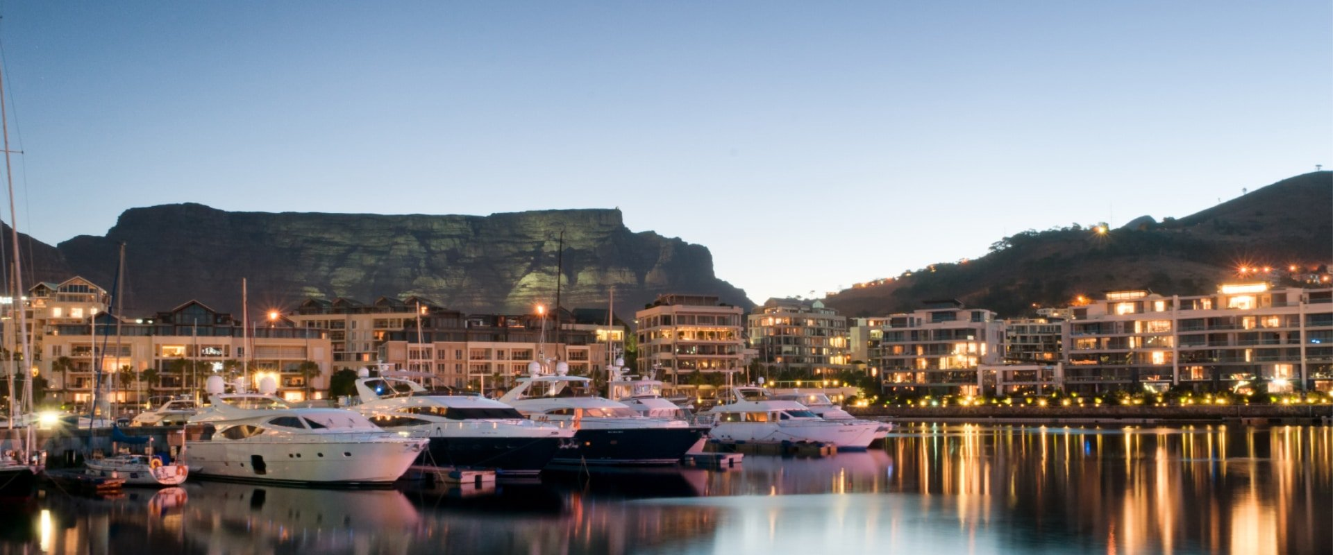 Enjoy world-class services offered by the popular V&A Waterfront