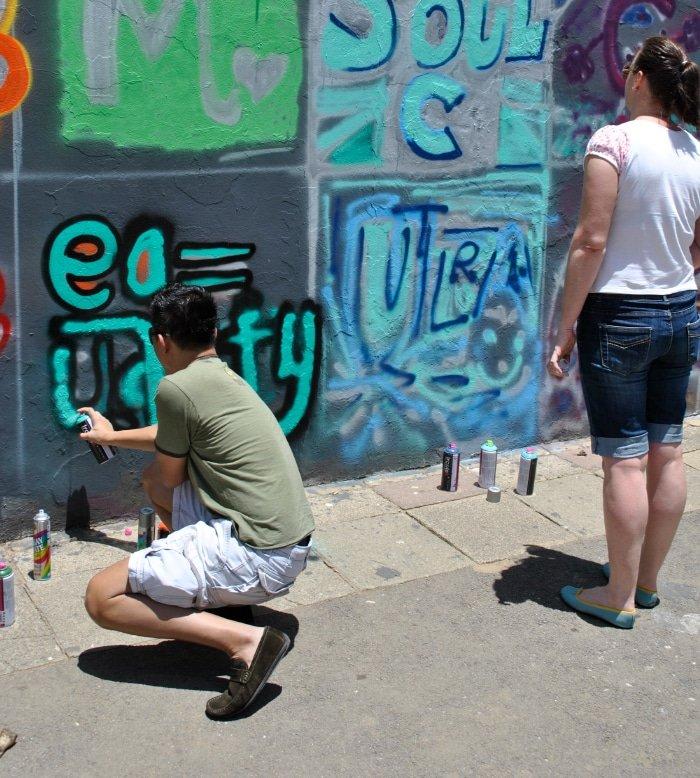 Braamfontein Graffiti Tour 3