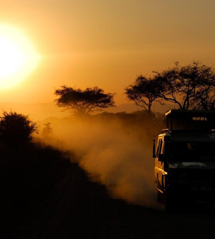 Safari Through The Northern Circuit 4