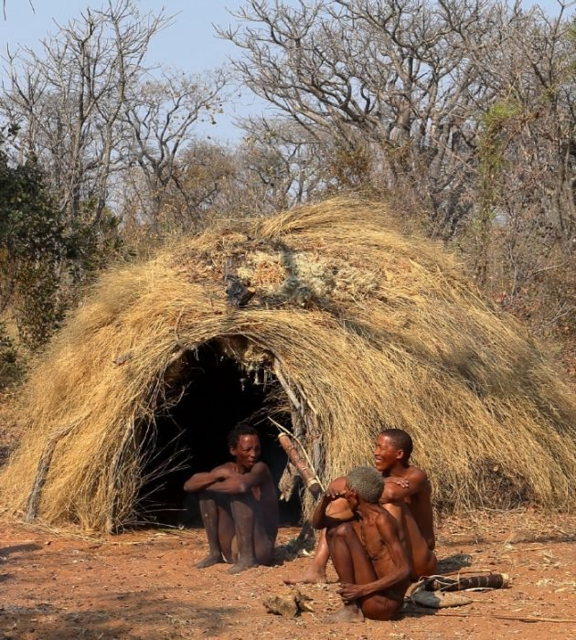 Cultural Interaction with San Bushmen 8