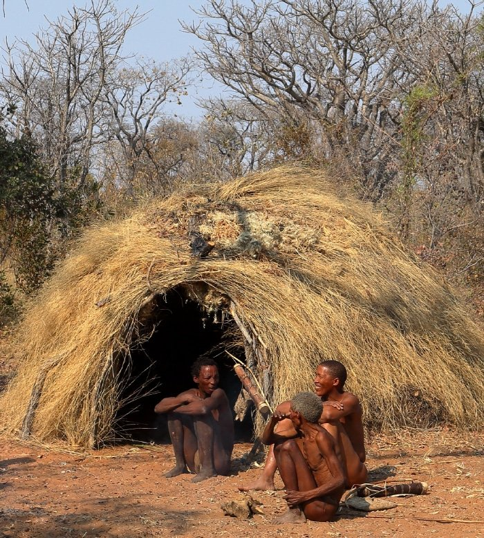 Cultural Interaction with San Bushmen 2