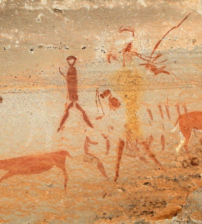 Matobo Rock Art Caves 1