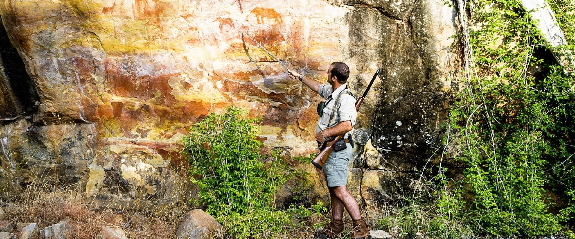 Let Rock Art reveal facts about the beliefs of the San and Khoi Khoi people
