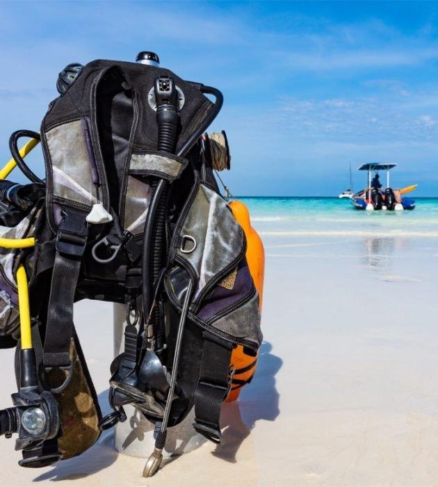 Scuba Diving in Paradise 6