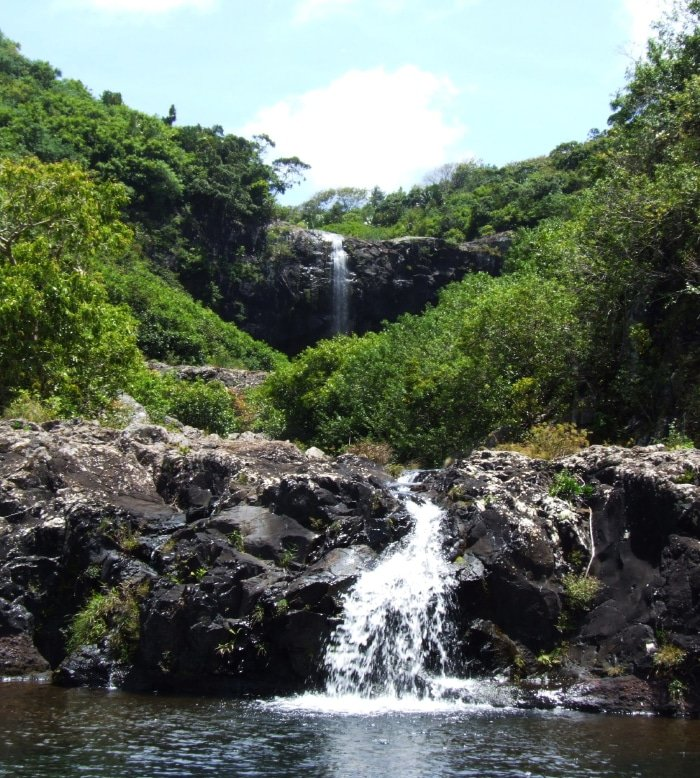Visit Tamarin Falls 2