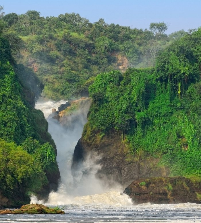 Hike the Peak of Murchison Falls 1