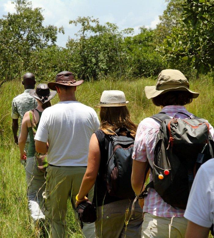 Okavango Walking Safari 1