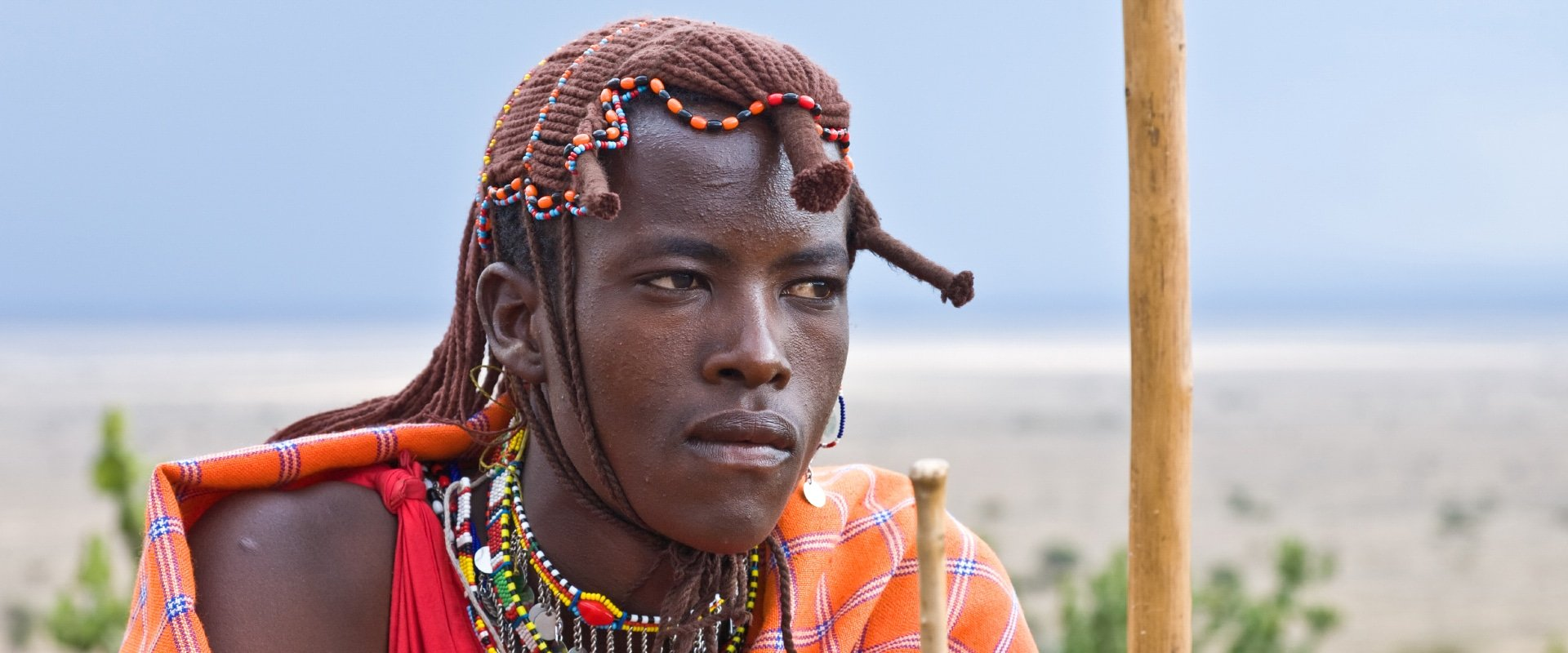 Go out running with a Masai Warrior