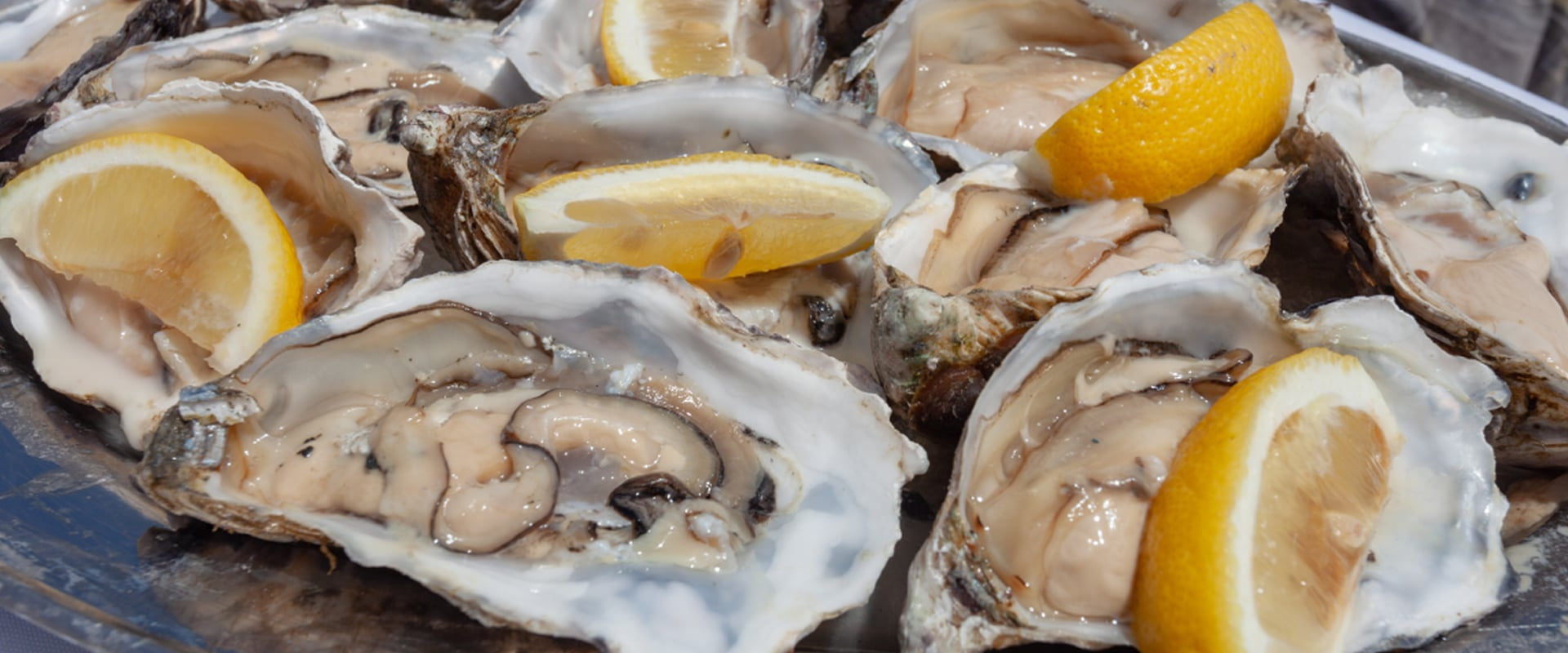 Enjoy Swakopmund oysters