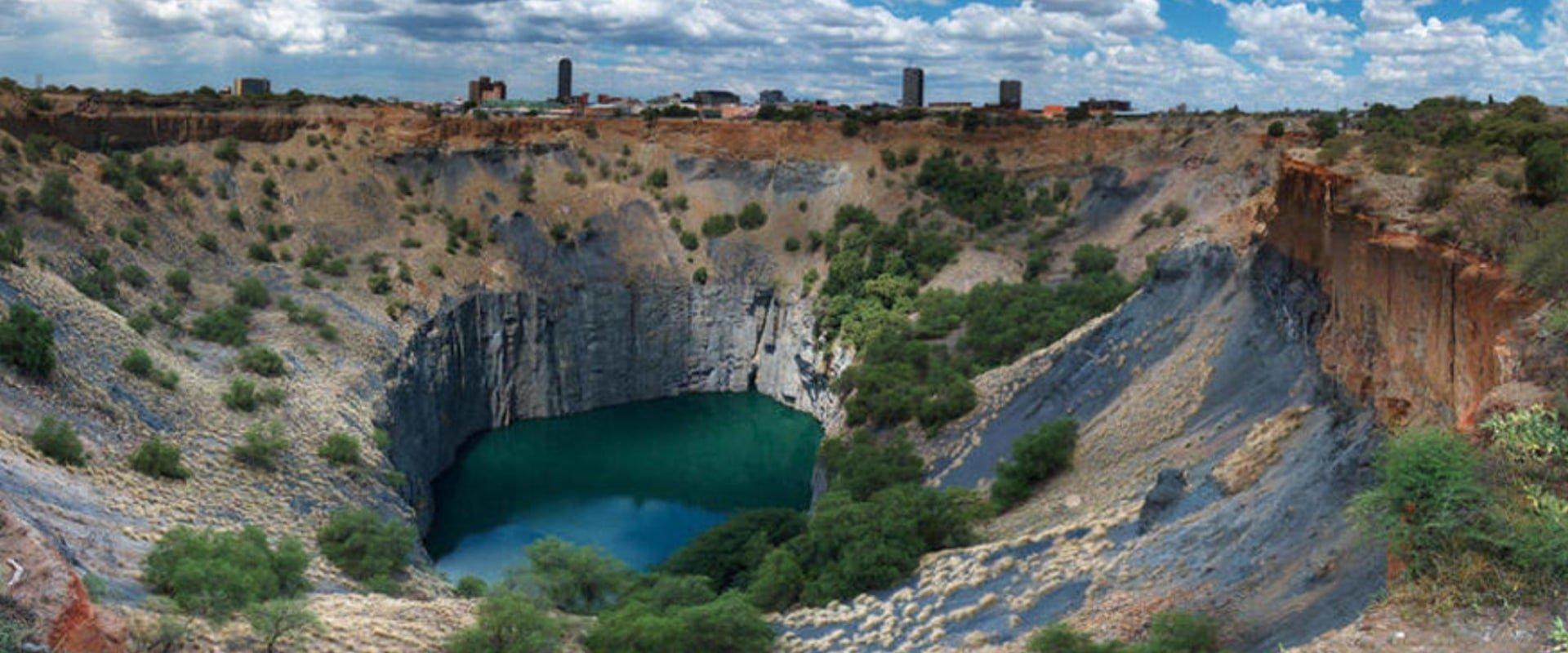 Visit the Diamond Mine Museum