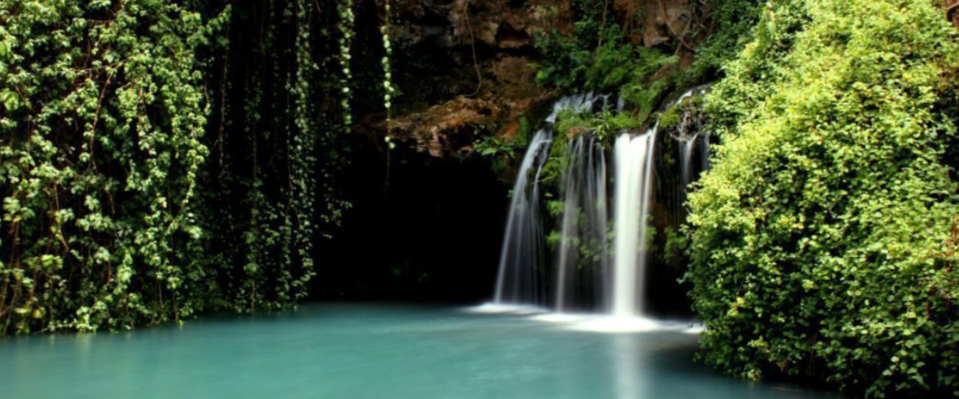 Take a visit to the Ngare Ndare forest and see the Blue Pools