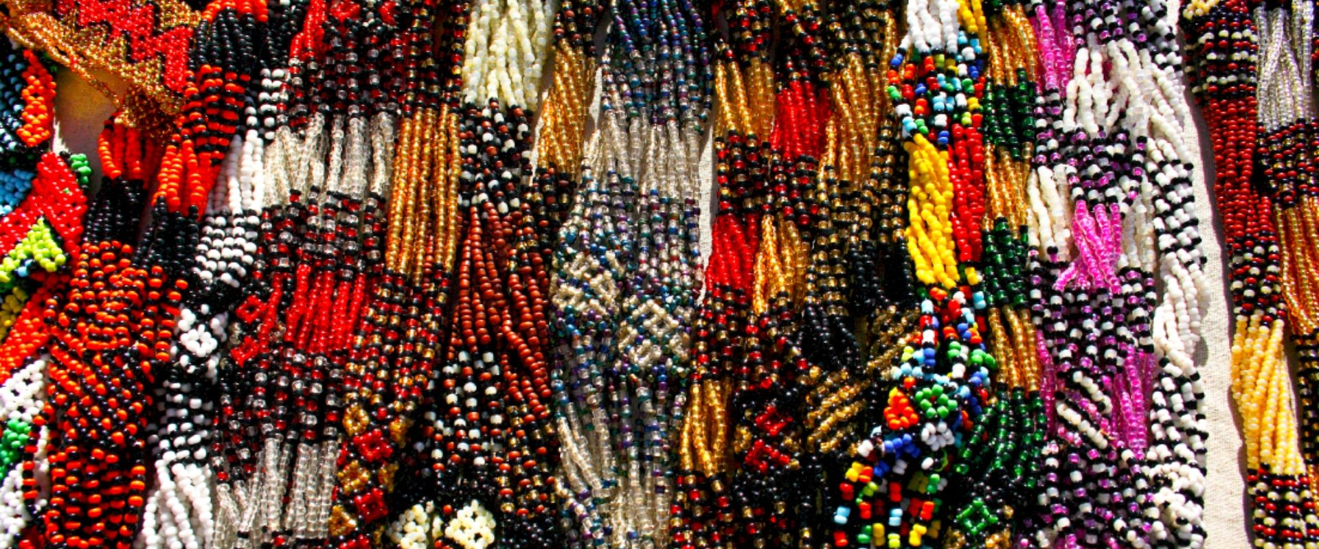 Learn about Zulu craft work