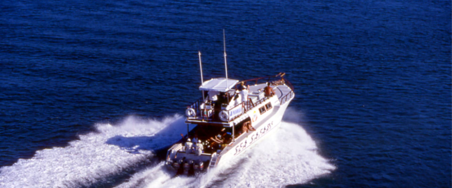 Challenge yourself with some Deep Sea Fishing
