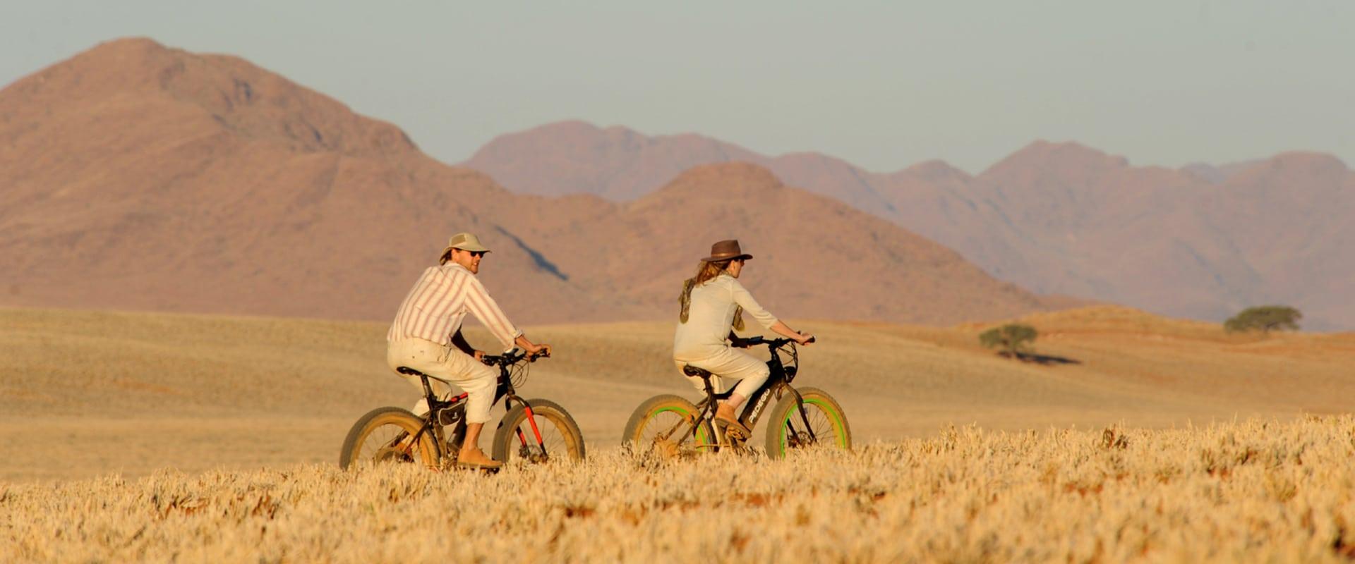 Cruise with an e-Bike