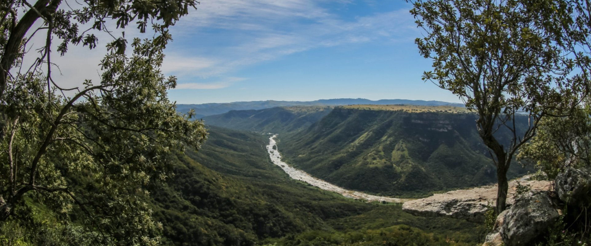 Hike in the Oribi Gorge