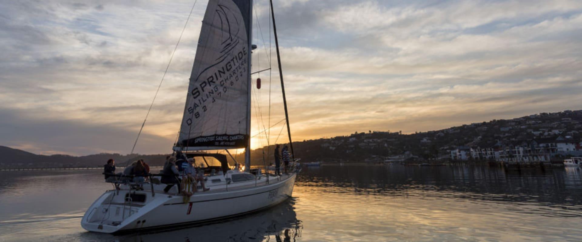 Enjoy a boat cruise on the Knysna Lagoon