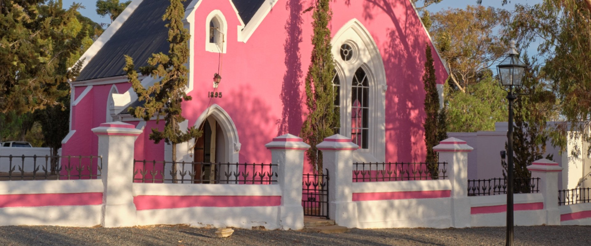 Visit the historic and authentically preserved Victorian village of Matjiesfontein