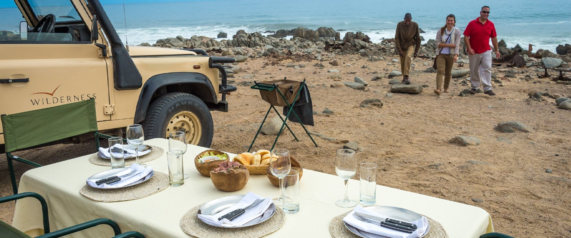 Morning nature drive of the Skeleton Coast