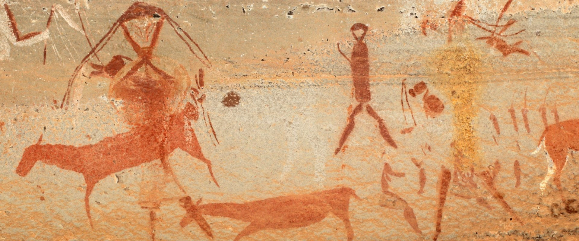Step back in time to view San rock art