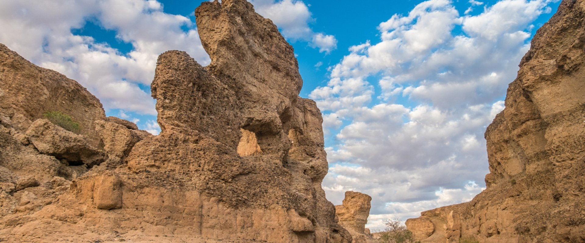 Explore the Sesriem Canyon