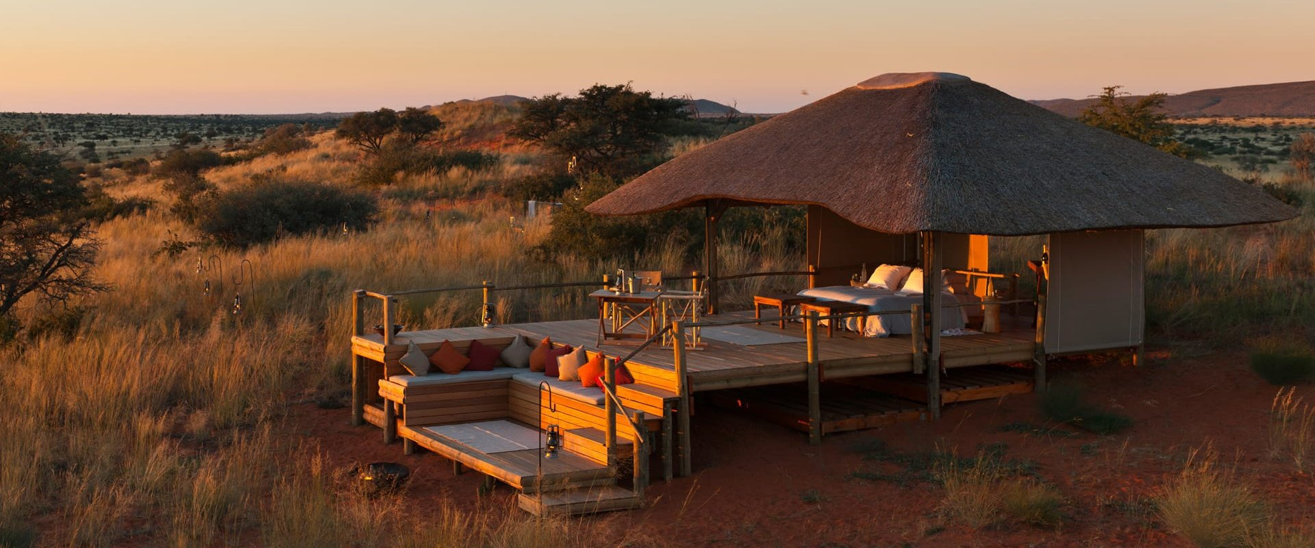 Spend a memorable night on a sleep out amongst the dunes