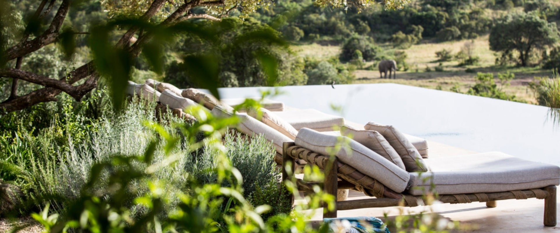 Unwind in a luxurious spa and hammam
