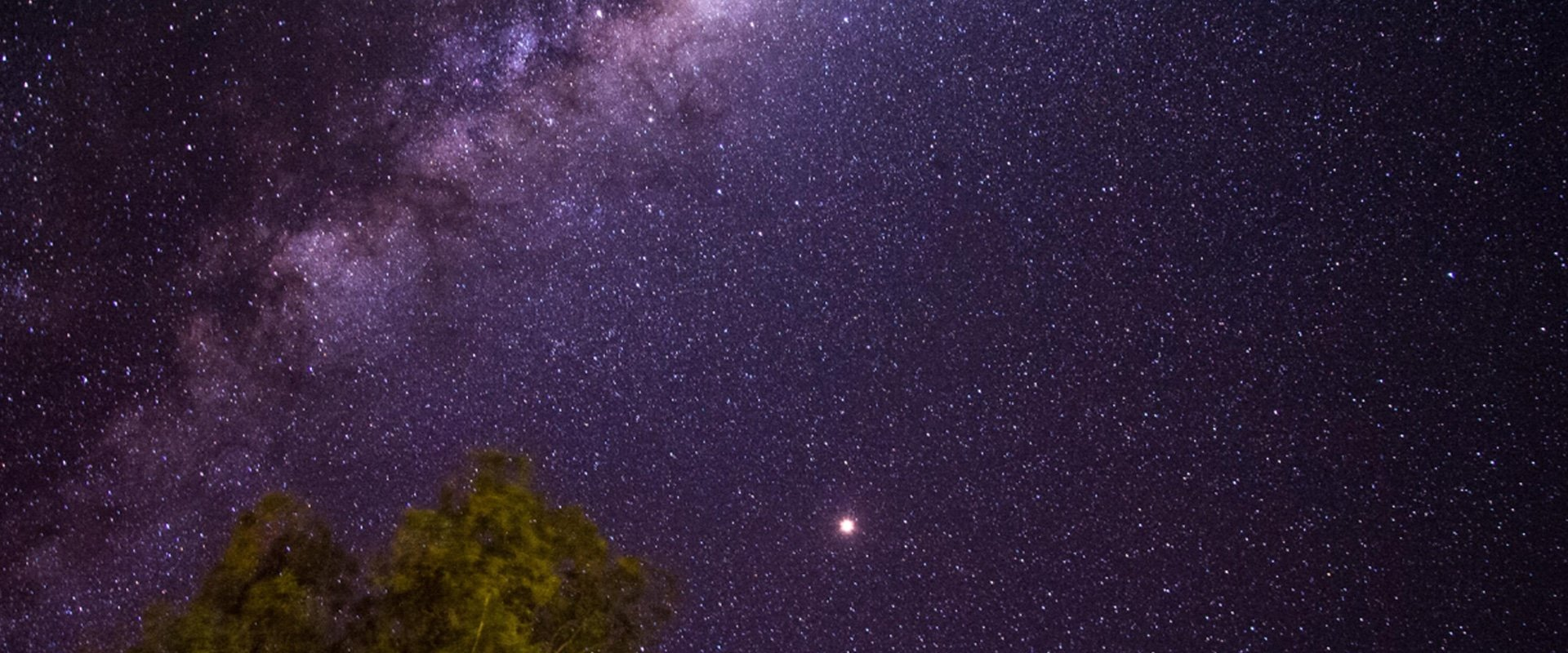 Admire the bright and wondrous South African cosmos