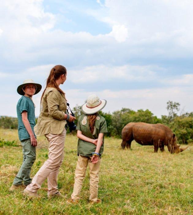 Embark on a Walking Safari 21