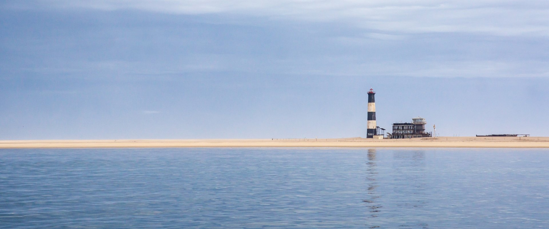 Cruise the waters of Walvis Bay by boat