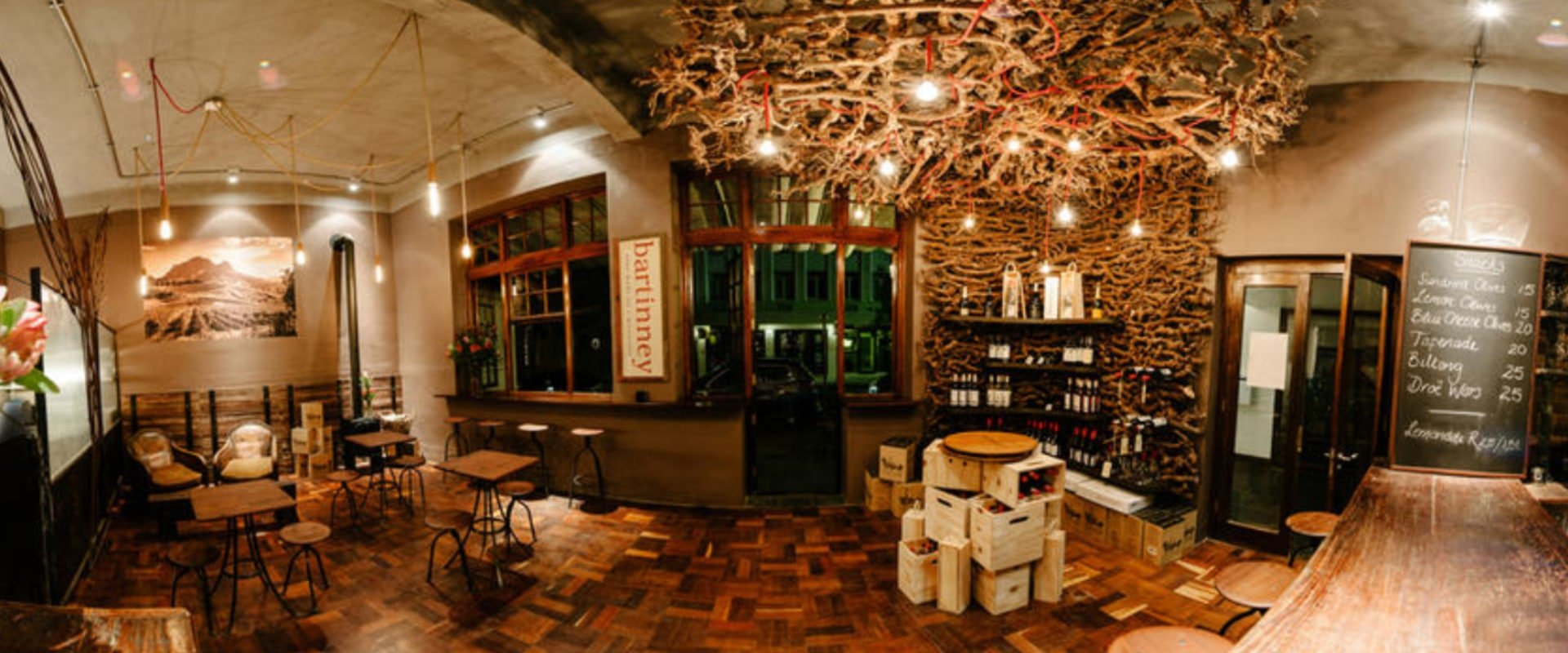 Experience a Wine & Fynbos tasting