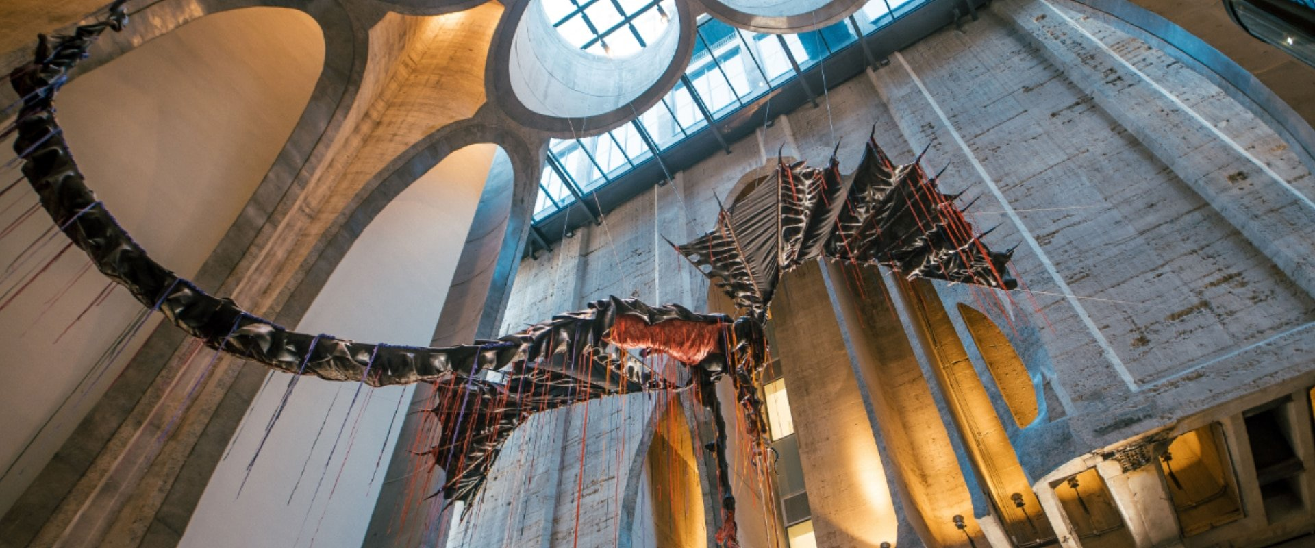 Visit the exciting museum of contemporary African art