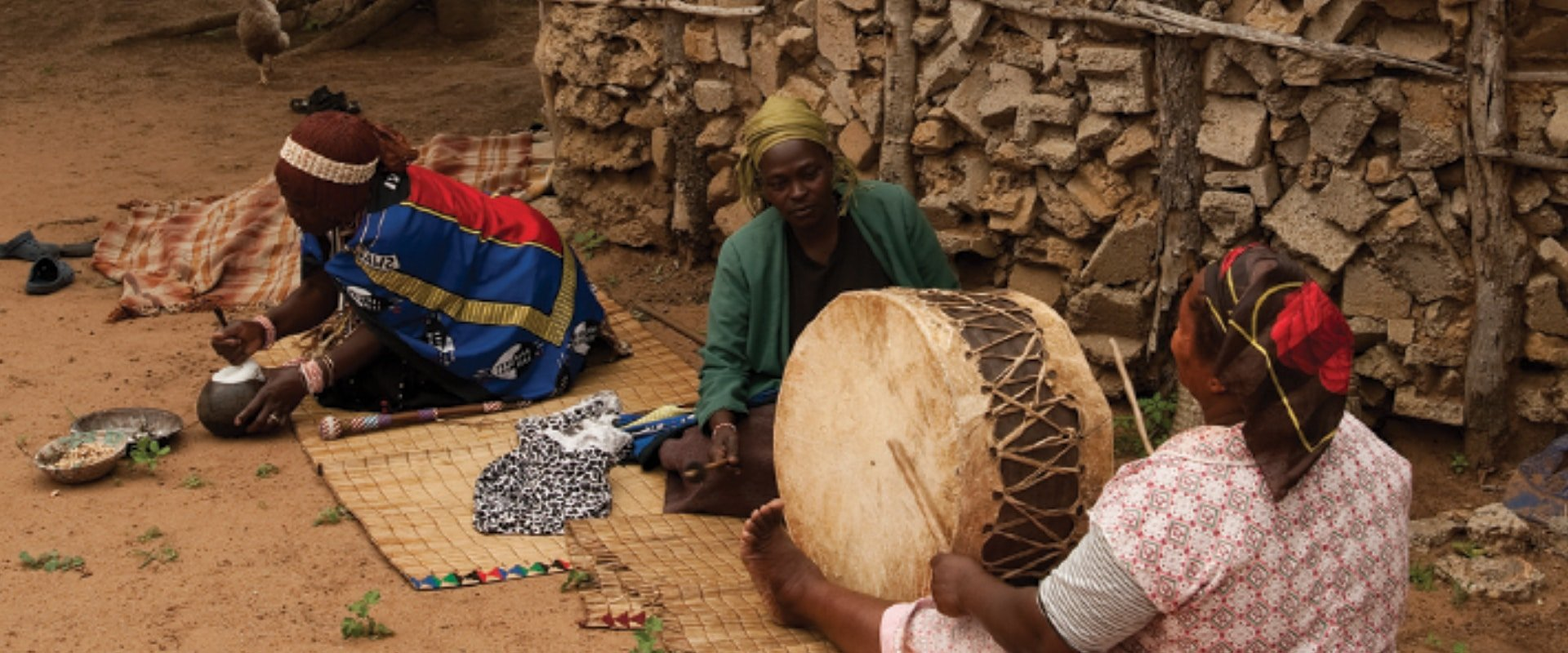 Visit a Zulu community