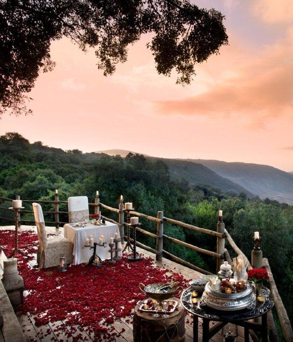 andBeyond Ngorongoro Crater Lodge 8