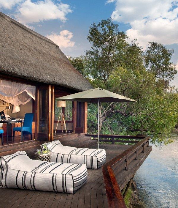 Royal Chundu Zambezi Island Lodge 6