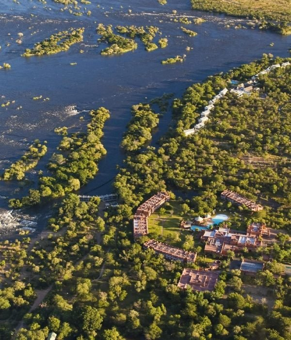 The Royal Livingstone Victoria Falls Zambia Hotel by Anantara 7