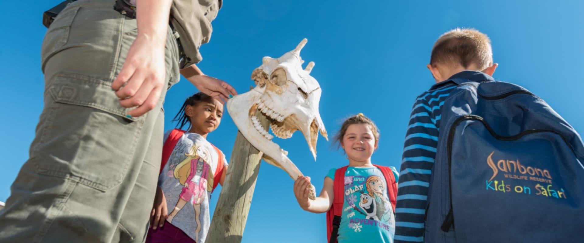 Kids on Safari programs keep little ones happy