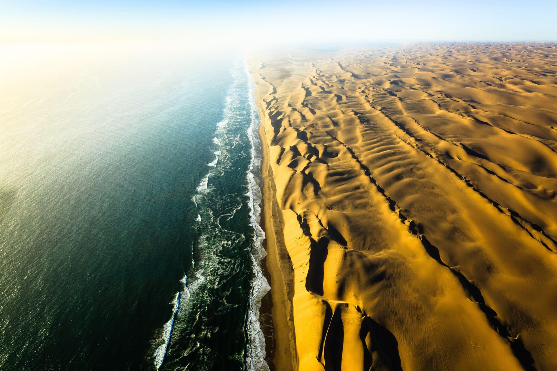Namibia's hauntingly beautiful Skeleton Coast