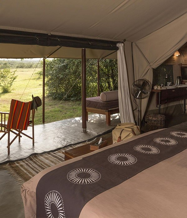 Encounter Mara Camp 1