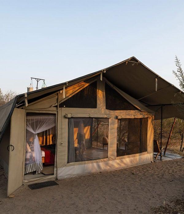 Kwihala Camp 1